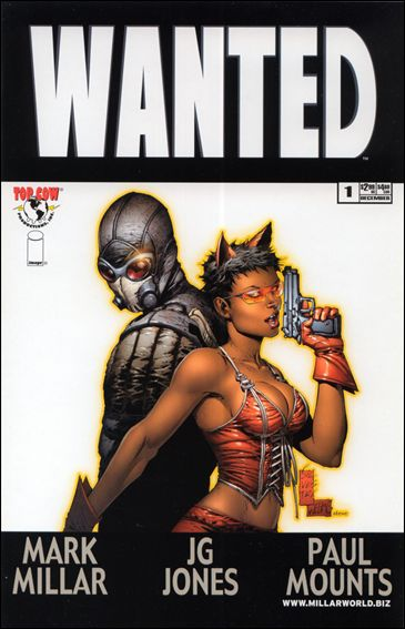 Wanted (2003) 1-A by Top Cow