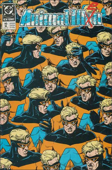 Animal Man (1988) 12-A by Vertigo