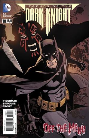 Legends of the Dark Knight 10-A