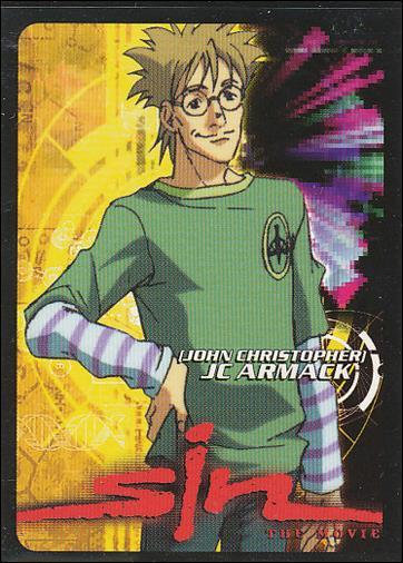 Sin The Movie Nn1 A Jan 1998 Trading Card By A D Vision