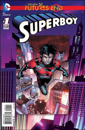 Superboy: Futures End 1-A