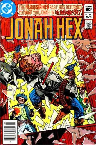 Jonah Hex (1977) 66-A by DC