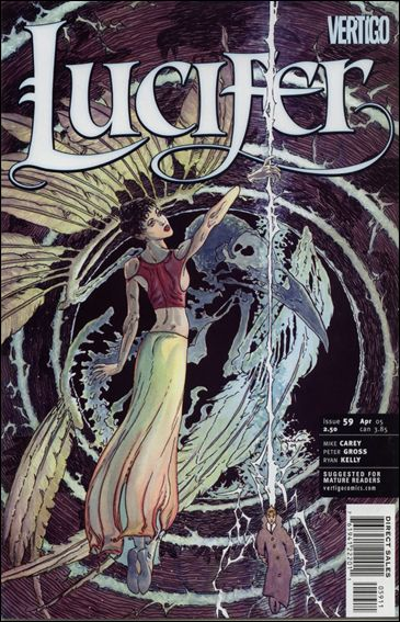 Lucifer (2000) 59-A by Vertigo