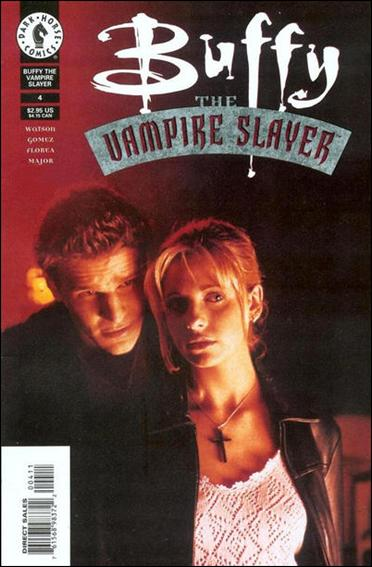 Buffy the Vampire Slayer 4-B by Dark Horse
