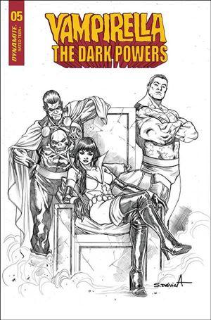 Vampirella: The Dark Powers 5-J
