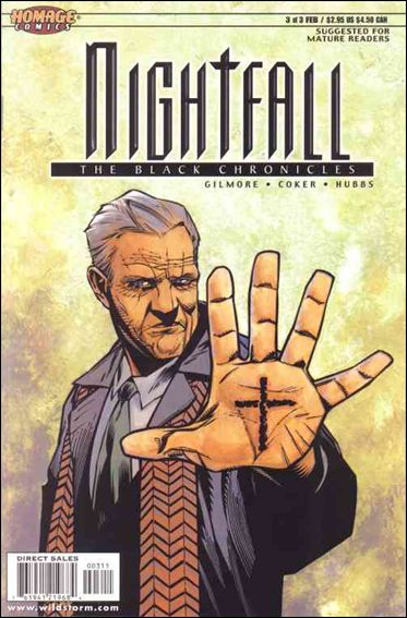 Nightfall: The Black Chronicles 3-A by WildStorm
