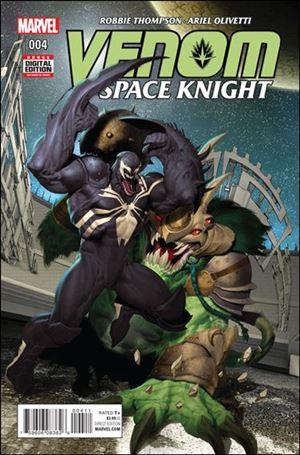 Venom: Space Knight 4-A
