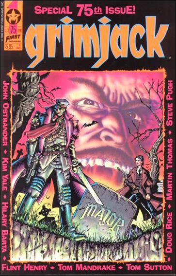 Grimjack 75-A by First