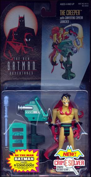 New Batman Adventures (Animated) The Creeper by Kenner