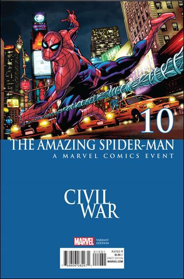 Amazing Spider-Man (2015) 10-B by Marvel