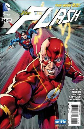 Flash (2011) 34-B