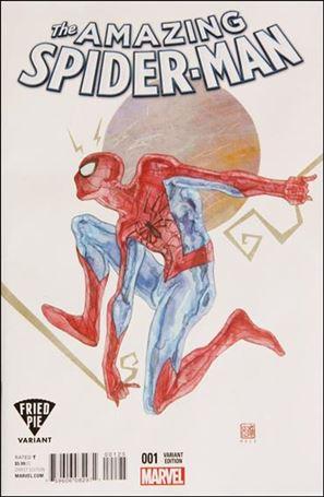 Amazing Spider-Man (2015) 1-TA