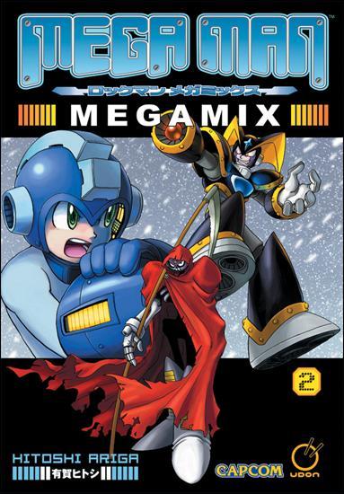 Mega Man Megamix 2-A by Udon