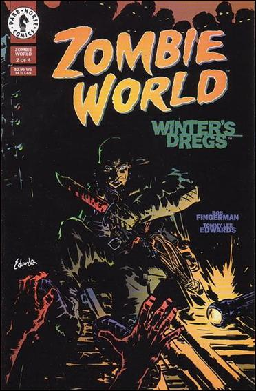 ZombieWorld: Winter's Dregs 2-A by Dark Horse