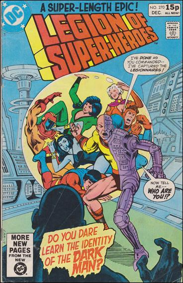 Legion of Super-Heroes (1980) 270-B by DC