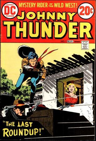 Johnny Thunder 1-A