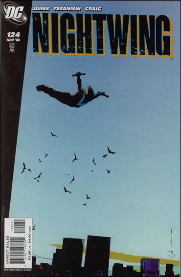 Nightwing (1996) 124-A by DC