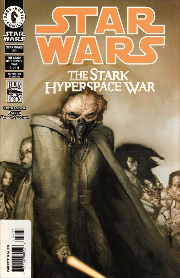 Star Wars/Star Wars Republic 39-A by Dark Horse