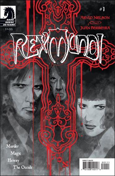 Rex Mundi (2006) 1-A by Dark Horse