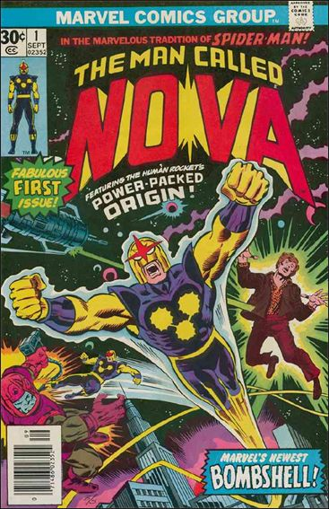 Nova (1976) 1-A by Marvel