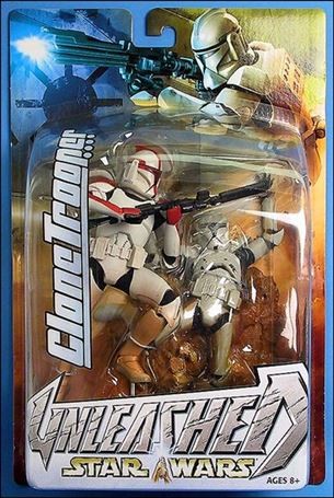 Star Wars: Unleashed Clone Trooper (Captain)