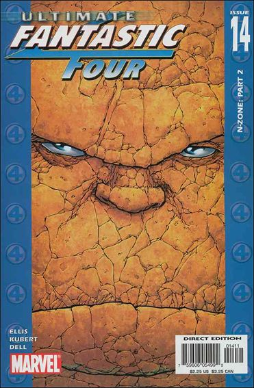 Ultimate Fantastic Four 14-A by Marvel
