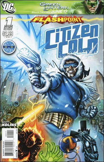Flashpoint: Citizen Cold 1-A by DC