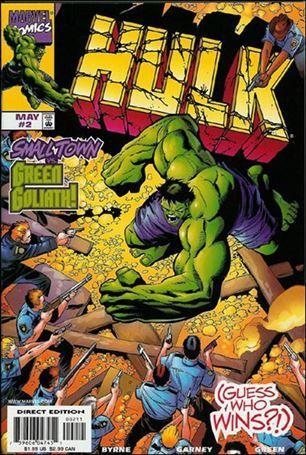Hulk (1999) 2-A