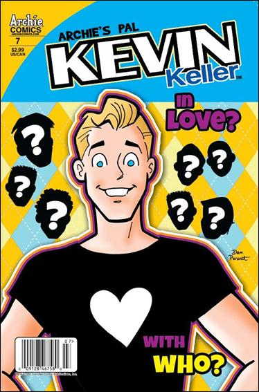 Kevin Keller 7-A by Archie