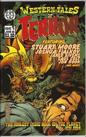 Western Tales of Terror  4-A
