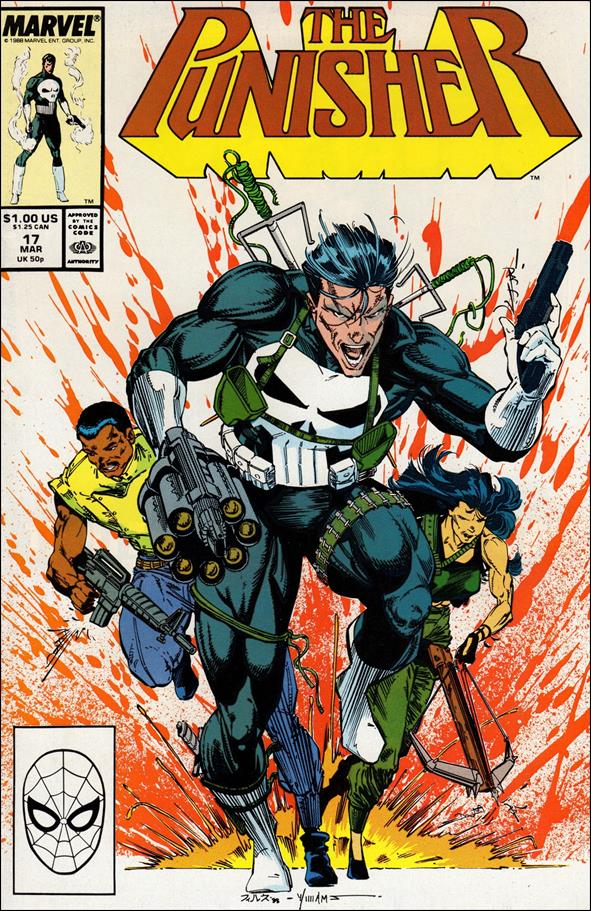 Punisher (1987) 17-A by Marvel