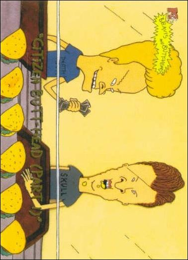 Beavis and Butt-Head (Base Set) '0269'-A by Fleer