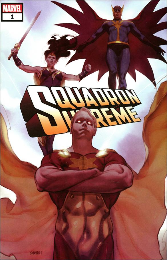 Marvel Tales: Squadron Supreme 1-A by Marvel