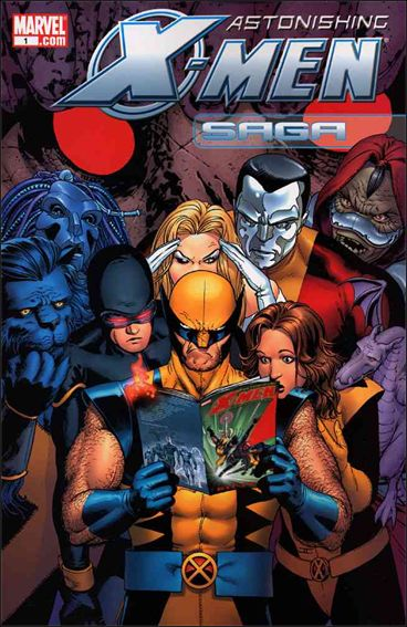 Astonishing X-Men Saga 1-A by Marvel