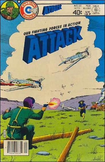 Attack (1971) 20-A by Charlton