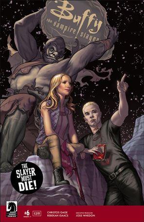 Buffy the Vampire Slayer Season 11 6-A