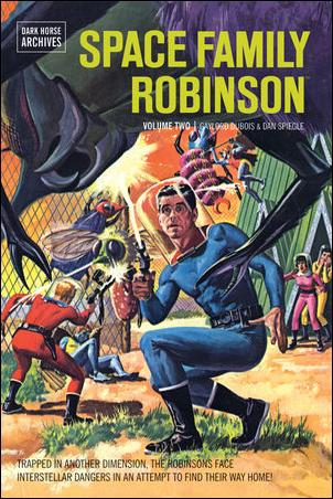 Space Family Robinson Archives 2-A by Dark Horse
