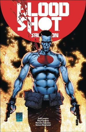 Bloodshot Salvation 9-E