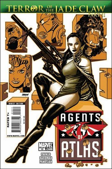 Agents of Atlas (2009) 10-A by Marvel