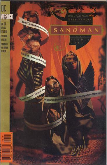 Sandman (1989) 57-B by Vertigo