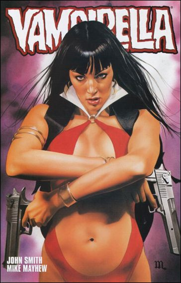 Vampirella (2001) 6-A by Harris