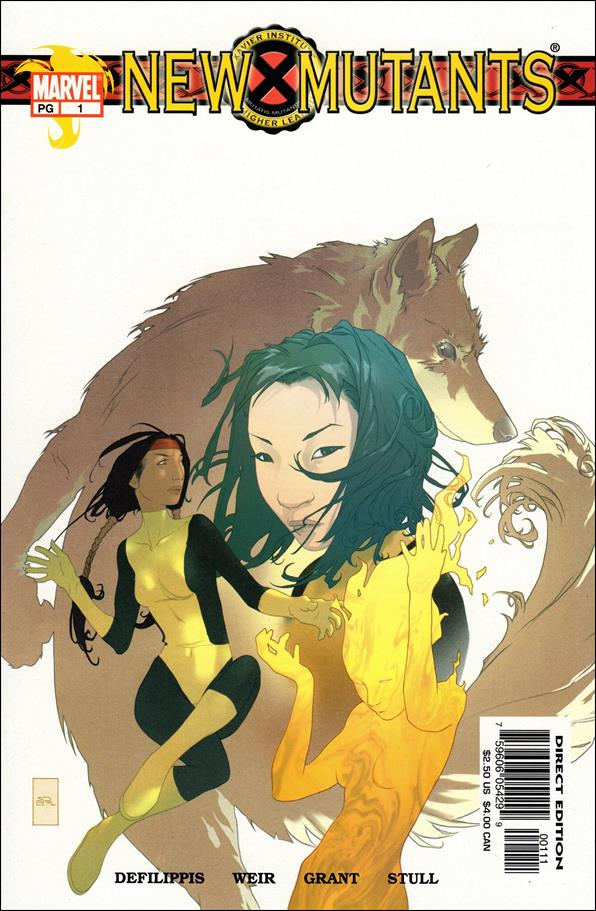New Mutants (2003) 1-A by Marvel