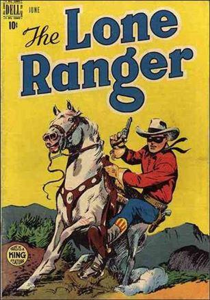 Lone Ranger (1948) 12-A