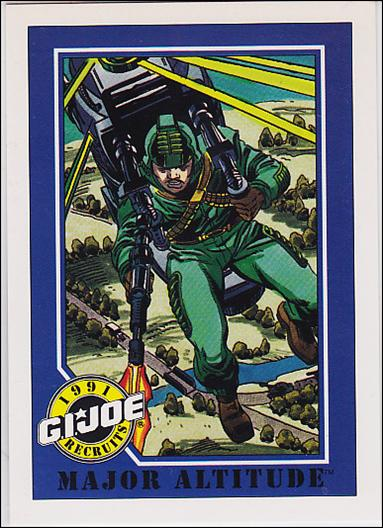 G.I. Joe (Base Set) 118-A by Impel