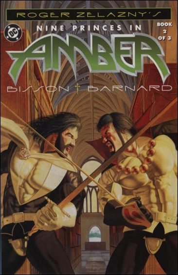 Roger Zelazny's Amber: Nine Princes in Amber 2-A by DC