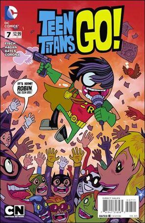Teen Titans Go! (2014) 7-A