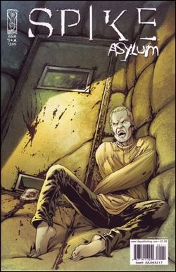 Spike: Asylum 1-A by IDW
