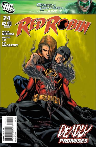Red Robin 24-A by DC