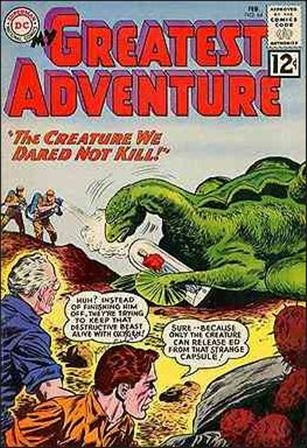 My Greatest Adventure (1955) 64-A