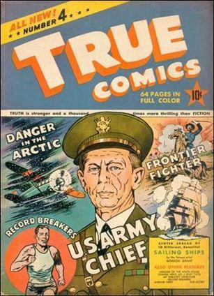 True Comics 4-A